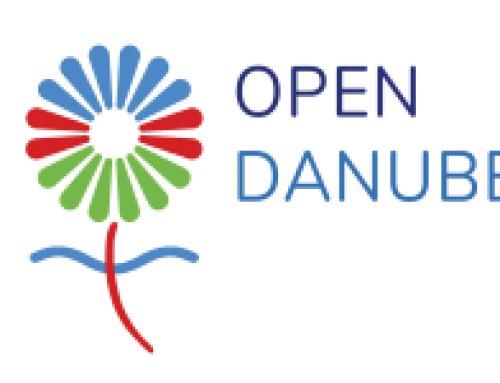 New Logo of the Umbrella Project DUNA ROMANI LUMA